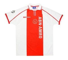 Ajax Champions League Thuis Shirt 1998/99 Retro