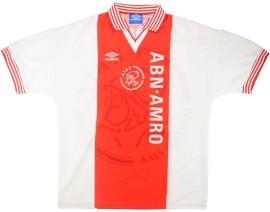 Ajax Thuis Shirt 1995/96 Retro