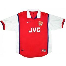 Arsenal Thuis Shirt 1998/99 Retro