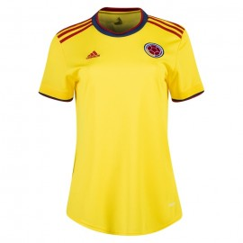 Colombia Dames Thuis Voetbalshirt 21/22