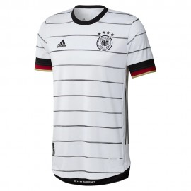 Duitsland Euro 2020 Thuis Speler Versie Voetbalshirt