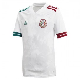 Mexico Uit Voetbalshirt 20/21
