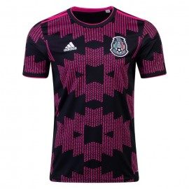 Mexico Thuis Voetbalshirt 21/22