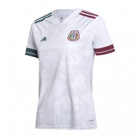 Mexico Dames Uit Voetbalshirt 20/21