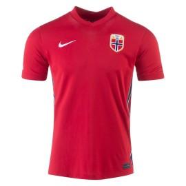 Noorwegen Thuis Voetbalshirt 20/21