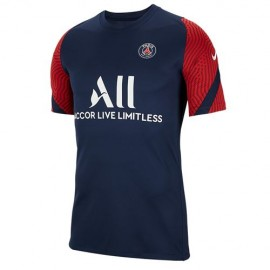 PSG Paris Saint Germain training shirt 20/21 - Blauw/Rood