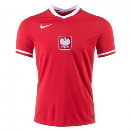 Polen Uit Voetbalshirt 20/21