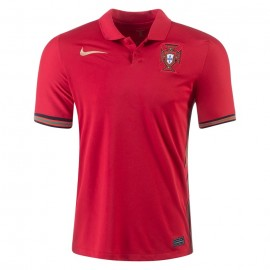 Portugal Thuis Voetbalshirt 20/21
