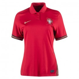 Portugal Dames Thuis Voetbalshirt 20/21