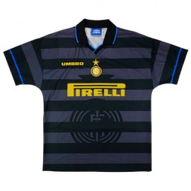 Inter Milan 3e Shirt 1997/98 Retro