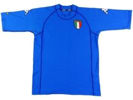 Italie Thuis Shirt 2000 Retro