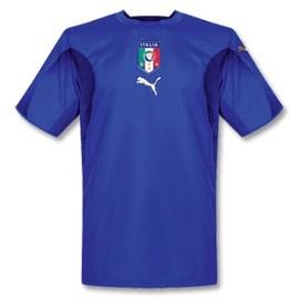 Italie Thuis Shirt 2006 Retro