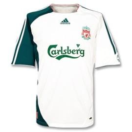 Liverpool Uit Shirt 2006/07 Retro