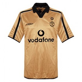 Manchester United Uit Shirt 2001/02 Retro