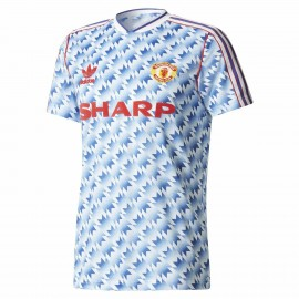Manchester United Uit Shirt 1990/92 Retro