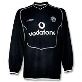 Manchester United Keep Shirt 2000/02 Retro