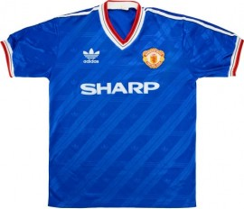 Manchester United 3e Shirt 1986/88 Retro