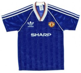 Manchester United 3e Shirt 1988/90 Retro