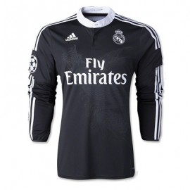 Real Madrid 3e Shirt Lange Mouw 2014/15 Retro