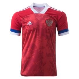 Rusland Euro 2020 Thuis Voetbalshirt