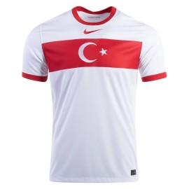 Turkije Thuis Voetbalshirt 20/21