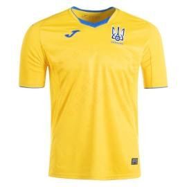 Oekraïne Thuis Voetbalshirt 20/21