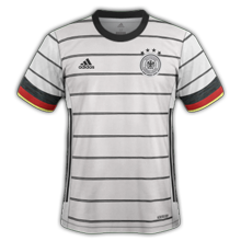 Duitsland Thuis Voetbalshirt