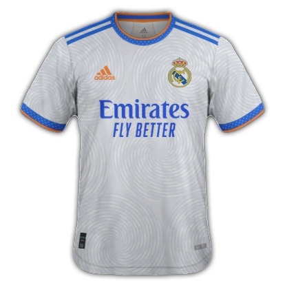 Real Madrid Thuis Voetbalshirt